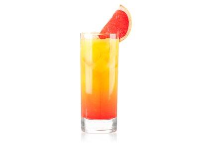 Tequila-Sunrise-kokteilis