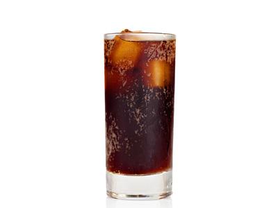 Dr. Pepper kokteilis