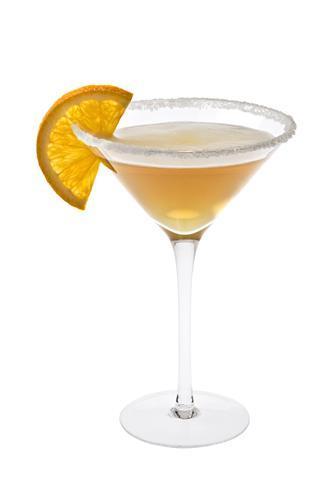Sidecar kokteilis